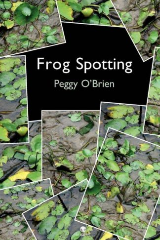 Frogspotting. Peggy O'Brien. Dedalus Press, poetry from Ireland and the world