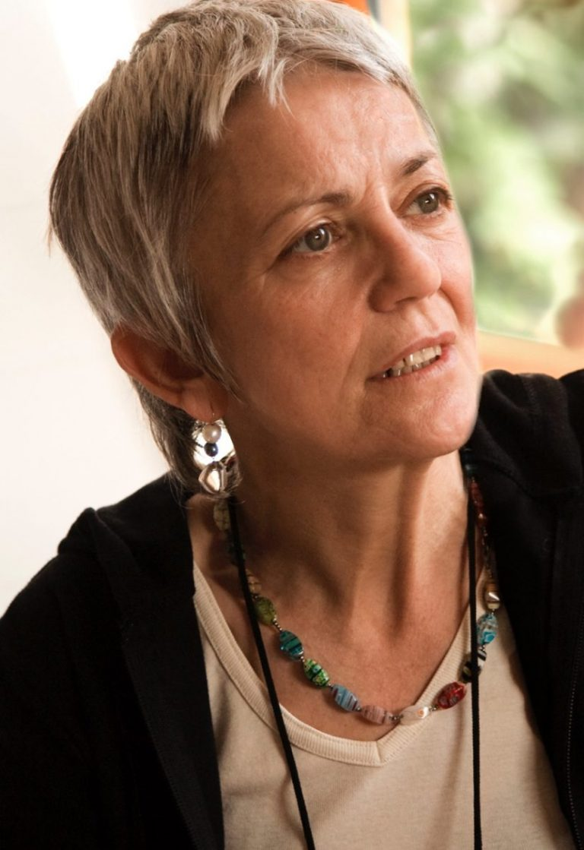 Paula Meehan by Stephanie Joy