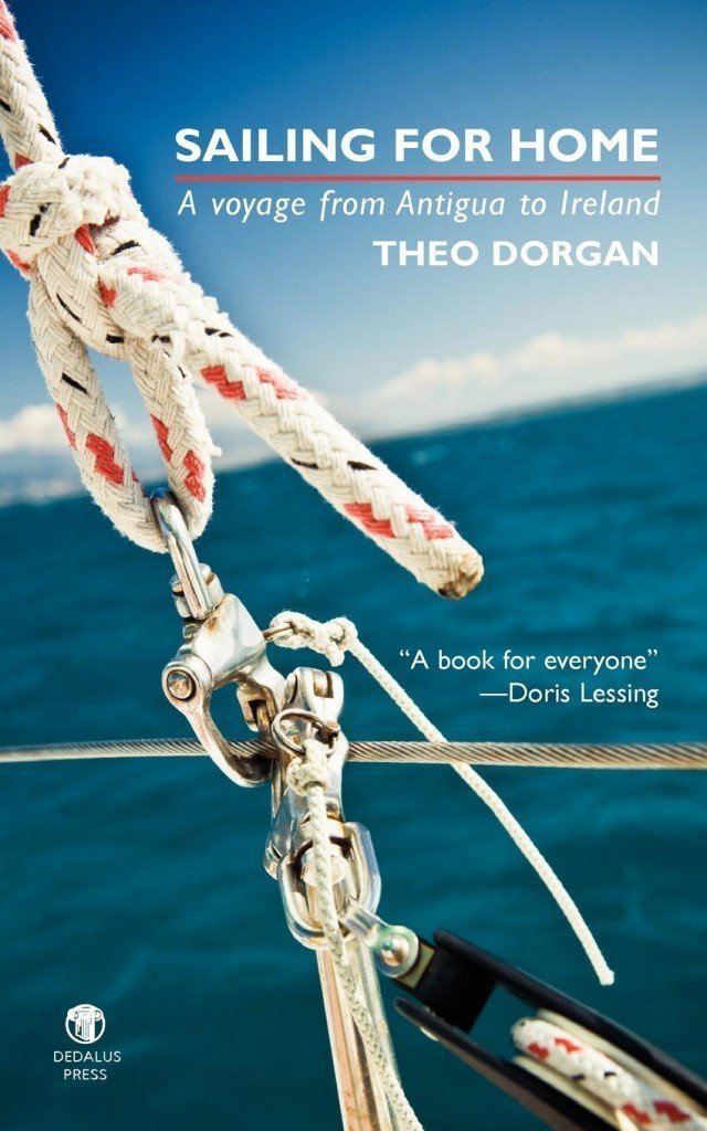 Sailing for Home. Theo Dorgan. Dedalus Press, poetry from Ireland and the world