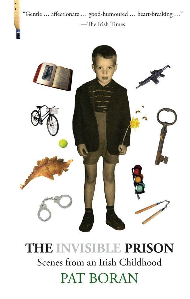 The Invisible Prison by Pat Boran cover - Dedalus Press