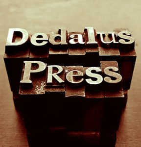 Dedalus Press stamp - Dedalus Press, poetry from Ireland and the world