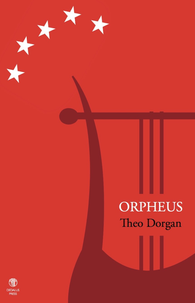 Orpheus cover - Dedalus Press, poetry from Ireland and the world