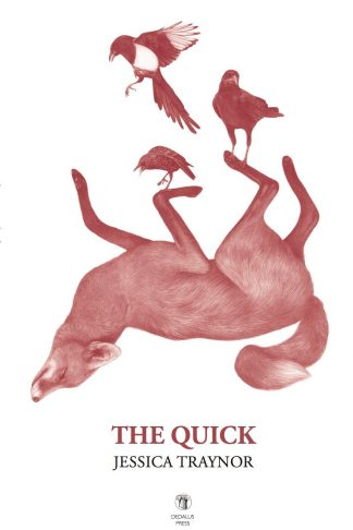 The Quick cover - Dedalus Press, poetry from Ireland and the world